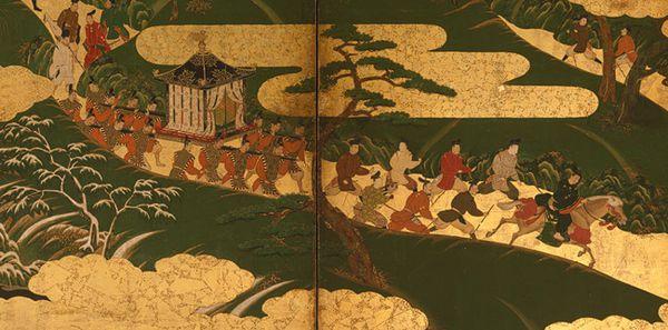 tosa mitsuyoshi The Royal Outing (4)