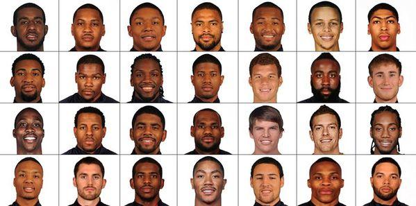 Coupe du monde 2014 usa basketball d voile la liste des 28 joueurs am ricains news basket - Coupe du monde de basket 2014 ...