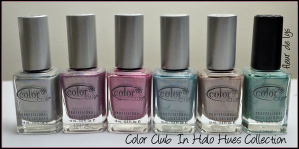 Color Club In Halo Hues Collection