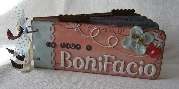 Mini-album Bonifacio 1