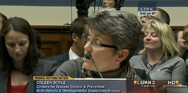 CDC Dr Coleen Boyle