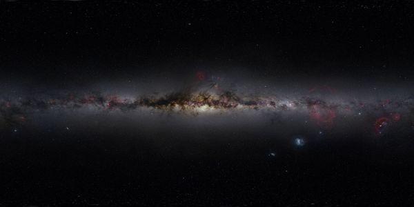 galaxie spirale NGC 3370 vue par Hubble