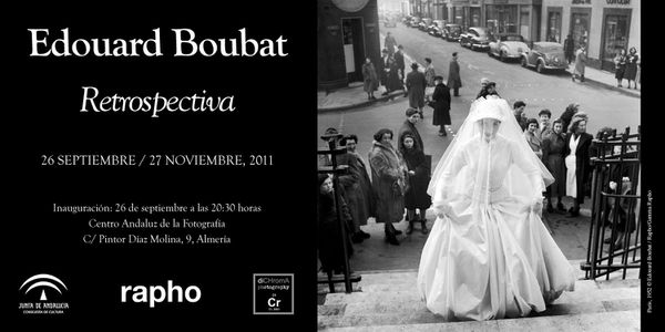 Invitacin Edouard Boubat-Retrospectiva 2