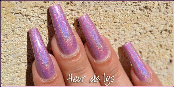 Vernis holographique Hits