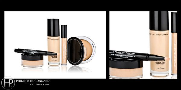 Galeries Lafayette - Composition Studio Make Up