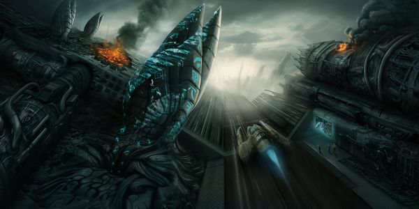 dead space race by dejano23-d5i5dse