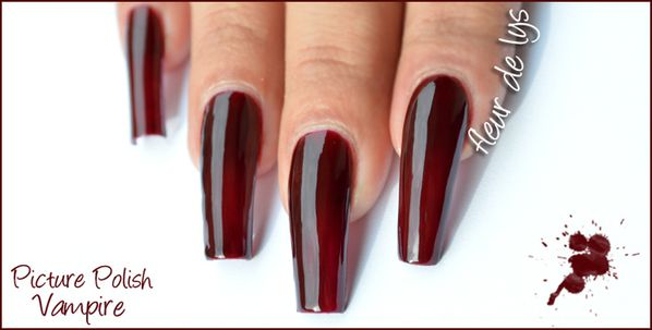 Picture Polish Vampire
