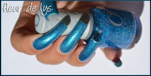Orly Naughty or nice 2012 collection