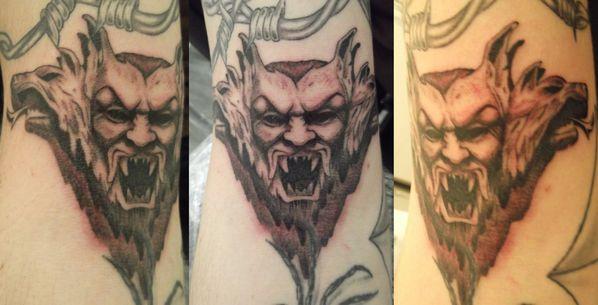 tattoo fabien dracula