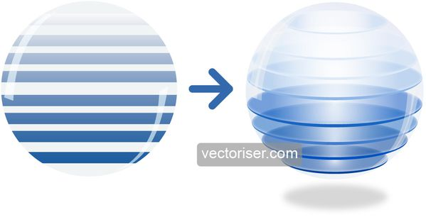 Vectoriser logo Vectorisation Amélioration3