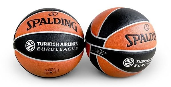 Spalding Ballon Euroleague CSKA Moscou