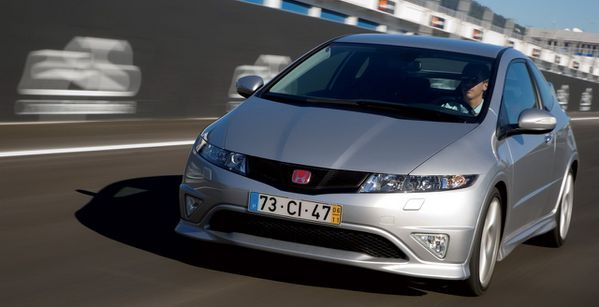Honda Civic Type-R 001