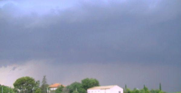 orage aviocorde Provence