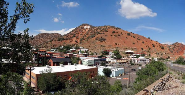 Bisbee panoramique