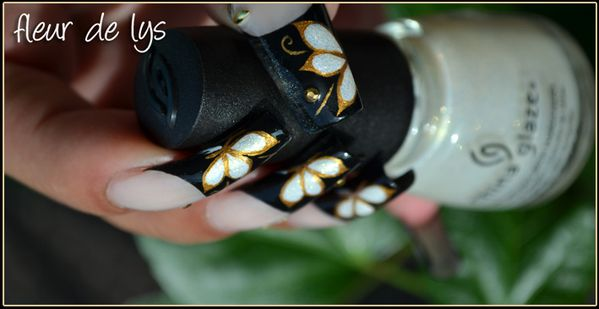 Décos ongles longs