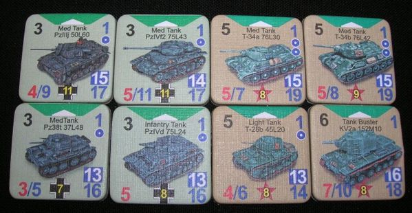 pions tanks