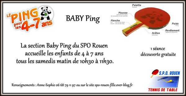 flyers baby ping