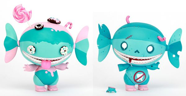 Toxic Candies Sweety custom by Fakir