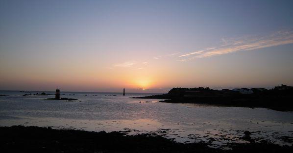 Roscoff. lever de soleil du 16.07.(3)