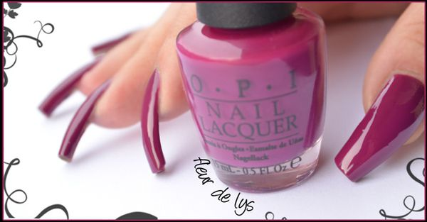 Vernis OPI