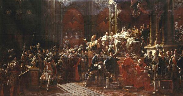 Sacre de Charles X
