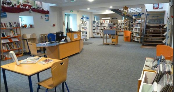 bibliotheque Ducey
