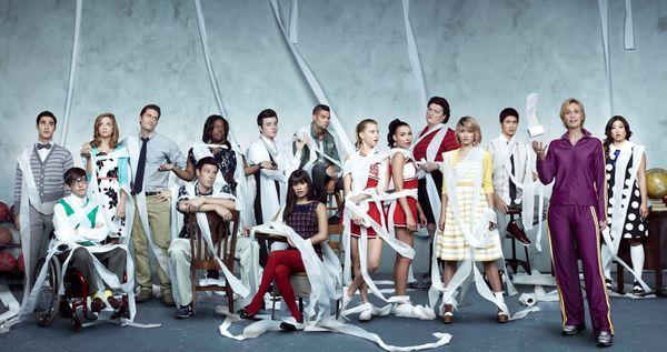 Preparando la temporada 4 de Glee - El Ala del Espectador