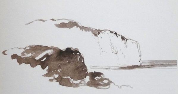 delacroix falaises