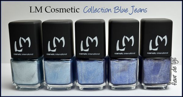 LM Cosmetic Collection Blue Jean