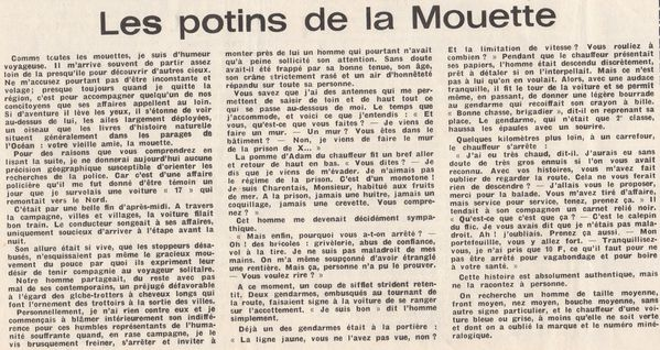 article michel presqu'ile d'arvert