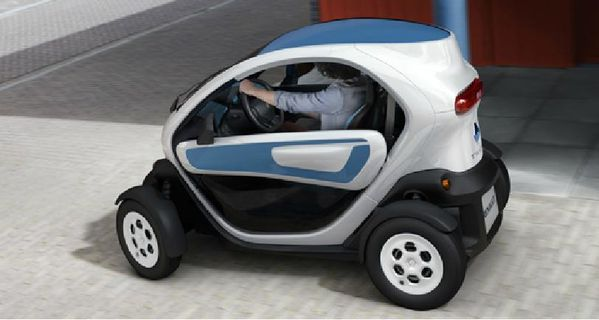 renault twizy les ventes dans les clous passion autos prestiges anciennes. Black Bedroom Furniture Sets. Home Design Ideas