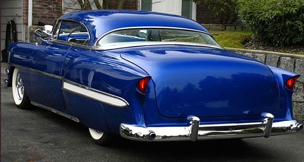 1954ChevyCoolCustomCreation-rear