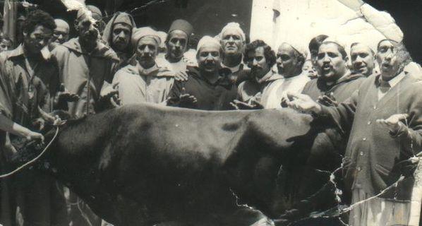 Enregistrement très rare des hamadcha de Fès (1968)