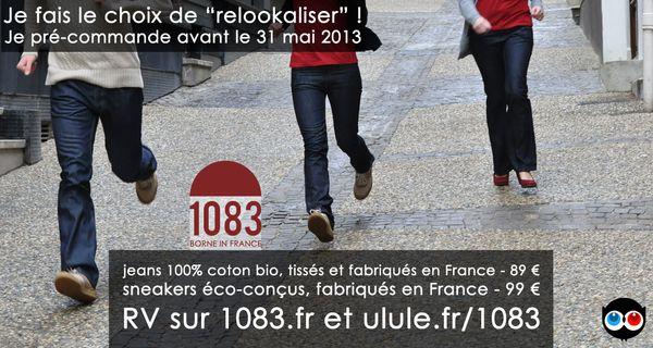 1083, borne in France