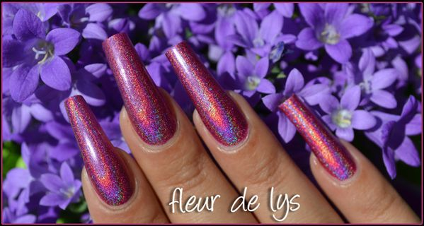 Vernis holographique Layla