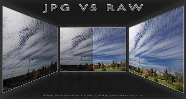 JPG vs RAW