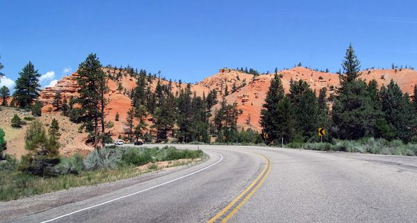 Bryce Canyon direction Kanab 2