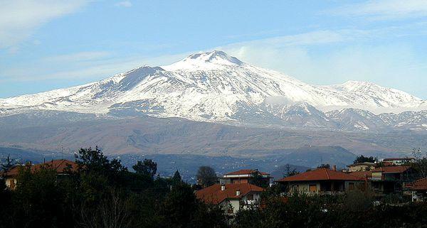 Monte Etna San Gregorio di Catania 2001 copie
