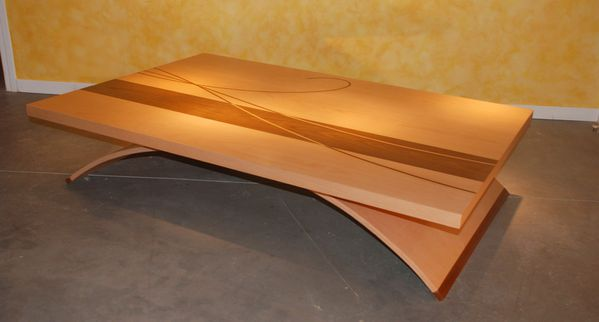 Table basse Arc 1
