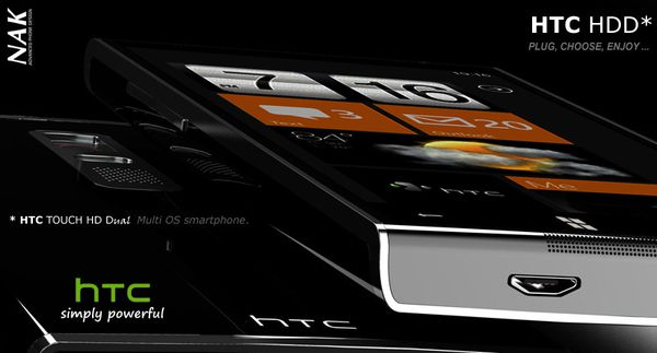 HTC HDD by NAK