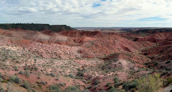 Painted Desert Tiponi Point pano 1 (2)