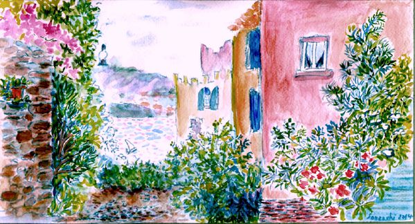 Collioure2014-villagepecheurs