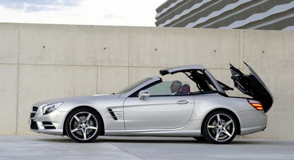 Mercedes SL 500 Edition 1 01