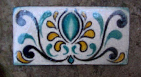 Los azulejos de sherezada azulejos artesanales for Azulejos estilo mexicano