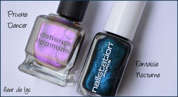 Vernis Deborah Lippman & Nailstation