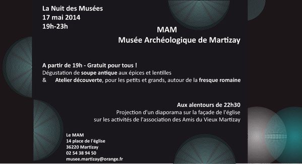 nuit musee affiche
