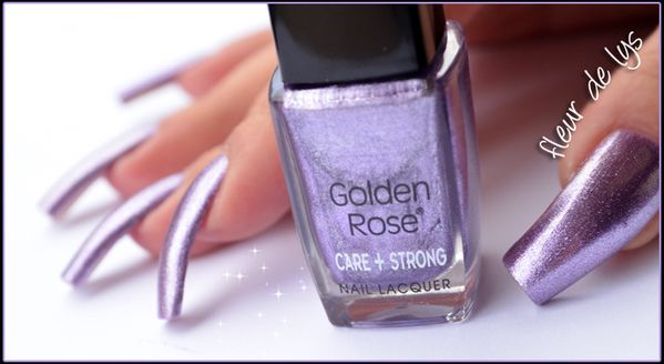 Vernis ongles violet