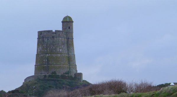 156 Vauban Tower near Saint-Vaast-la-Hougue