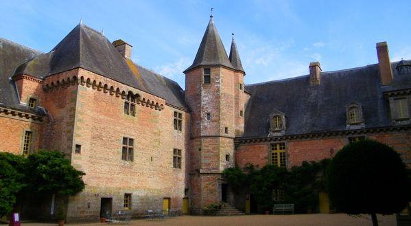 189c Blosset Wing, Château de Carrouges