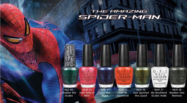 collection spiderman